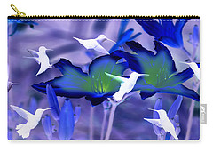 Spirit Of The Humming Bird Carry-all Pouch