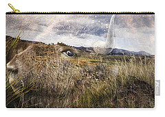 Carry-all Pouch featuring the photograph Spirit Of The Past by Belinda Greb