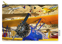 Spirit Of Tuskegee Carry-all Pouch by Jerry Fornarotto