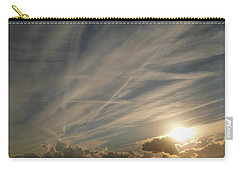 Spirits Flying In The Sky Carry-all Pouch