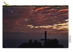 Carry-all Pouch featuring the photograph Spiritual Retreat by Michael Gordon