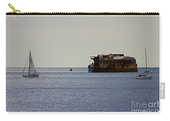 Spitbank Fort Martello Tower Carry-all Pouch