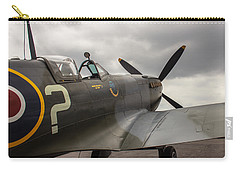 Spitfire On Display Carry-all Pouch
