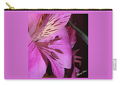 Splendid Beauty Carry-all Pouch