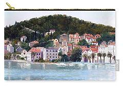 Split Harbour Croatia Carry-all Pouch by Jan Matson