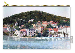 Split Harbour Croatia Carry-all Pouch