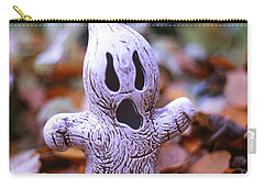 Spooky Autumn Carry-all Pouch by Aaron Aldrich