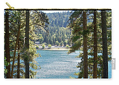 Spotted Lake Carry-all Pouch