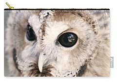 Spotted Owl Carry-all Pouch