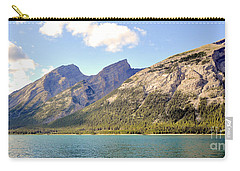 Spray Lake Mountains Carry-all Pouch