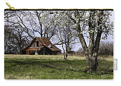 Carry-all Pouch featuring the photograph Spring At The Farm In Tyler Tx by Betty Denise