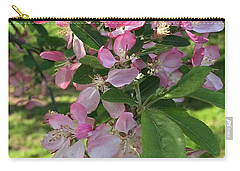 Spring Blossoms - Flower Photography Carry-all Pouch