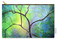Spring Catawba Tree Carry-all Pouch