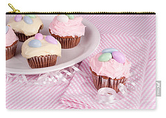 Cupcakes With A Spring Theme Carry-all Pouch