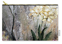 Spring Desert Flowers Carry-all Pouch by Lisa Kaiser