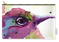 Spring Dreaming Carry-all Pouch by Dawn Derman