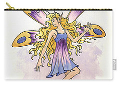 Spring Fairy Carry-all Pouch
