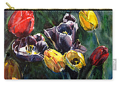Spring Follows Winter Carry-all Pouch