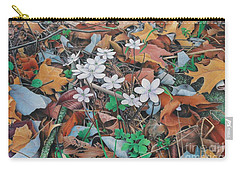 Spring Forward Carry-all Pouch by Pamela Clements