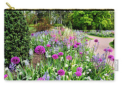 Spring Gardens Carry-all Pouch