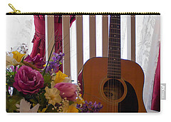 Spring Guitar Carry-all Pouch