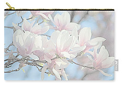 Carry-all Pouch featuring the photograph Spring Has Arrived 3 by Susan  McMenamin