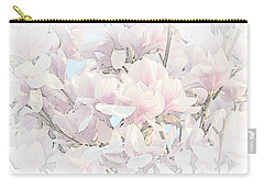 Carry-all Pouch featuring the photograph Spring Has Arrived II  by Susan  McMenamin