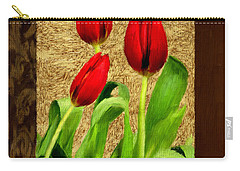Spring Hues Carry-all Pouch by Lourry Legarde
