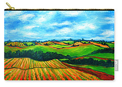 Spring In Prince Edward Island Carry-all Pouch