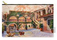 Spring In Tlaquepaque Carry-all Pouch by Marilyn Smith