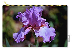 Spring Iris Bloom Carry-all Pouch