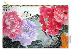 Spring Melody Carry-all Pouch by Yufeng Wang