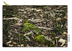 Spring Moss Carry-all Pouch