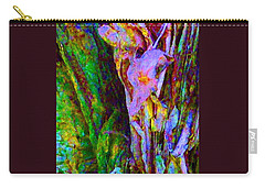 Spring Paperbark Tree Abstract  Carry-all Pouch