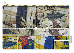 Carry-all Pouch featuring the photograph Spring Part Two by Sir Josef - Social Critic - ART