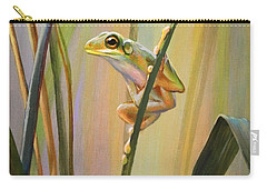 Frog Carry-all Pouches