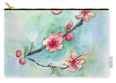 Spring Relief Carry-all Pouch by Katherine Miller