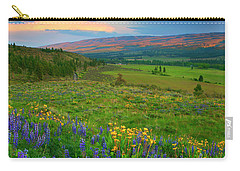 Spring Storm Passing Carry-all Pouch