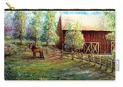 Springborn Horse Farm Carry-all Pouch