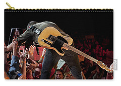 Springsteen In Charlotte Carry-all Pouch