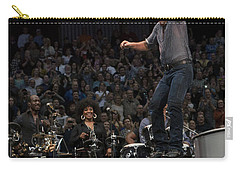 Springsteen In Motion Carry-all Pouch