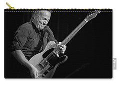 Springsteen Shreds Bw Carry-all Pouch