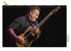 Springsteen Shreds Carry-all Pouch