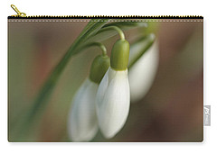 Springtime In Motion Carry-all Pouch