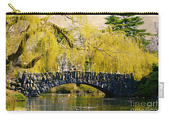 Springtime In Victoria Carry-all Pouch