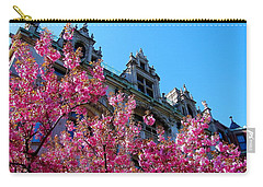 Springtime On Commonwealth Avenue Carry-all Pouch