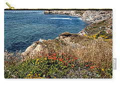 Springtime On The California Coast Carry-all Pouch