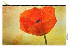 Springtime Poppy Beauty Carry-all Pouch