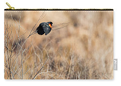 Springtime Song Carry-all Pouch by Bill Wakeley