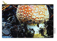 Carry-all Pouch featuring the photograph Sprout by Faith Williams